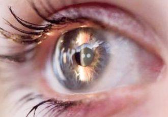 Augenärztliche Behandlung